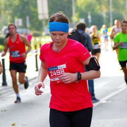 11th Danske Bank Vilnius Marathon - Hanna Dobrowolski (2498)