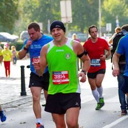 11th Danske Bank Vilnius Marathon - Osvaldas Žurauskas (3814)