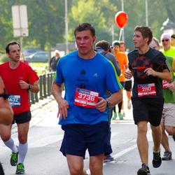 11th Danske Bank Vilnius Marathon - Vilius Beniušis (2110), Marek Kurjan (3736)