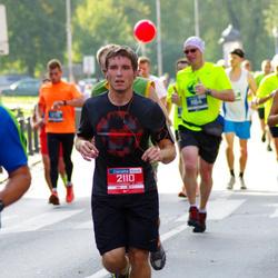 11th Danske Bank Vilnius Marathon - Vilius Beniušis (2110)