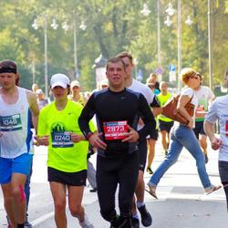 11th Danske Bank Vilnius Marathon - Ramune Bobinaite (240), Olegas Ivanovas (2873)