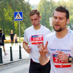 11th Danske Bank Vilnius Marathon - Tadas Radzevicius (2383)