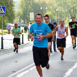 11th Danske Bank Vilnius Marathon - Tomas Diržininkas (846), Erlandas Slavinskas (3633)