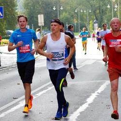 11th Danske Bank Vilnius Marathon - Saulius Satkevicius (49), Marius Korkevicius (2966), Arminas Zilaitis (3395)