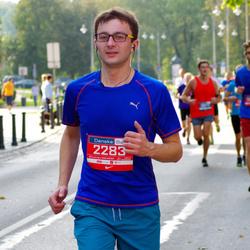 11th Danske Bank Vilnius Marathon - Vytautas Juodviršis (2283)