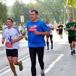 11th Danske Bank Vilnius Marathon - Arvydas Matulevicius (2877), Tomas Vitulskis (3104)