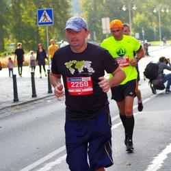 11th Danske Bank Vilnius Marathon - Romanas Kulita (2259)