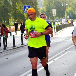 11th Danske Bank Vilnius Marathon - Remigijus Kavaliauskas (2016)