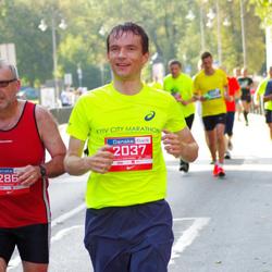11th Danske Bank Vilnius Marathon - Vaidotas Okulic-Kazarinas (2037)