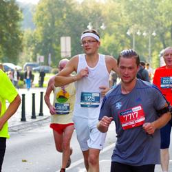 11th Danske Bank Vilnius Marathon - Arturas Tamulynas (1125), Justinas Gedvilas (7717)