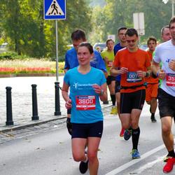 11th Danske Bank Vilnius Marathon - Monika Uldukyte (3600)