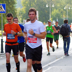 11th Danske Bank Vilnius Marathon - Mads Egebjerg (79), Vytautas Oškinis (3509)