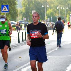 11th Danske Bank Vilnius Marathon - Mindaugas Vilimas (3806)