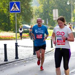 11th Danske Bank Vilnius Marathon - Jurgita Pundziute (2431), Ivan Mcminn (3526)