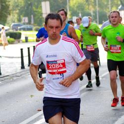 11th Danske Bank Vilnius Marathon - Vladas Tarasevicius (2084)