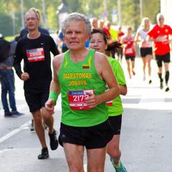 11th Danske Bank Vilnius Marathon - Bronius Kazenas (2173)