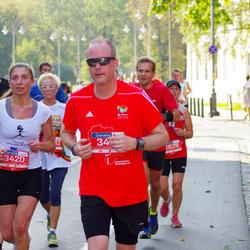 11th Danske Bank Vilnius Marathon - Inga Cimolonskaite (3420)
