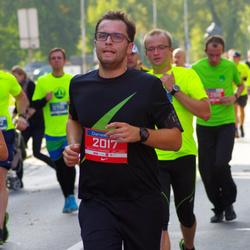 11th Danske Bank Vilnius Marathon - Ervinas Gelažauskas (2017)