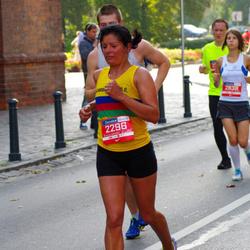 11th Danske Bank Vilnius Marathon - Melanie Padgham (2296)