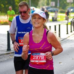 11th Danske Bank Vilnius Marathon - Oksana Balciene (2979)