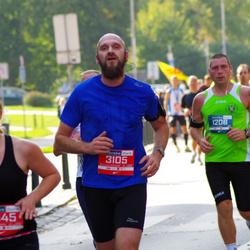 11th Danske Bank Vilnius Marathon - Mindaugas Galeckas (3105)