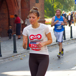 11th Danske Bank Vilnius Marathon - Indre Montvilaite (2428)