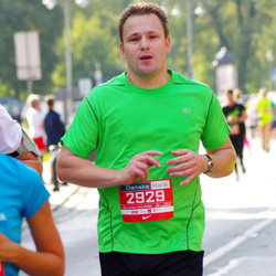 11th Danske Bank Vilnius Marathon - André Hamm (2929)