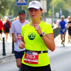 11th Danske Bank Vilnius Marathon - Sandra Valancauskaite (2163)