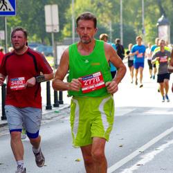11th Danske Bank Vilnius Marathon - Liudas Mediekša (2778), Dominykas Cibulskas (3493)