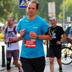11th Danske Bank Vilnius Marathon - Julius Šmatavicius (3291)