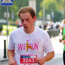 11th Danske Bank Vilnius Marathon - Gediminas Rainys (3243)