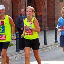 11th Danske Bank Vilnius Marathon - Ulla Christensen (3407)