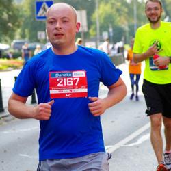 11th Danske Bank Vilnius Marathon - Romandas Aleknavicius (2167)