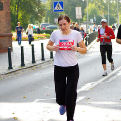 11th Danske Bank Vilnius Marathon - Laura Dage (2884)