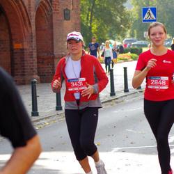 11th Danske Bank Vilnius Marathon - Ieva Ignataviciute (2646), Dovile Skinderiene (3431)