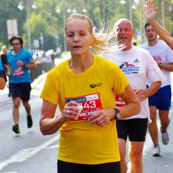 11th Danske Bank Vilnius Marathon - Rima Lukoševiciene (3643)
