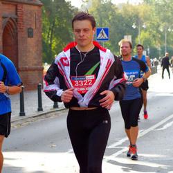 11th Danske Bank Vilnius Marathon - Janas Paviukoicas (3322)