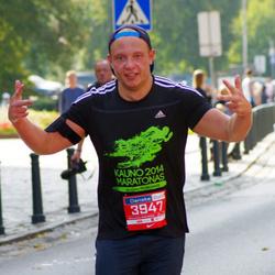 11th Danske Bank Vilnius Marathon - Edvinas Basakirskas (3947)