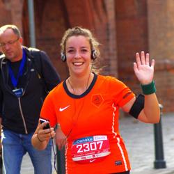 11th Danske Bank Vilnius Marathon - Lieke Van Huet (2307)