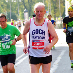 11th Danske Bank Vilnius Marathon - Stanislaw Majkowski (2389)