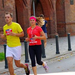 11th Danske Bank Vilnius Marathon - Lina Pavasaryte (3121), Žygimantas Daukša (3122)