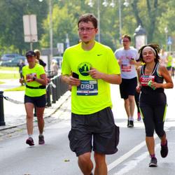 11th Danske Bank Vilnius Marathon - Vaclovas Ališauskas (190), Sigute Skilandiene (3020)