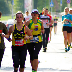 11th Danske Bank Vilnius Marathon - Elzbieta Bela (2393)