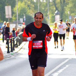 11th Danske Bank Vilnius Marathon - Majdi Benchoukroun (2351)