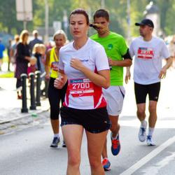11th Danske Bank Vilnius Marathon - Oksana Cižiene (2700)
