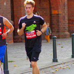 11th Danske Bank Vilnius Marathon - Aleksandr Somkin (2474)