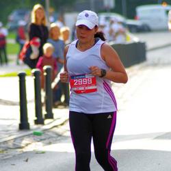 11th Danske Bank Vilnius Marathon - Arune Pakenaite-Sabune (2999)