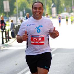 11th Danske Bank Vilnius Marathon - Mohamed Aragroug (2760)