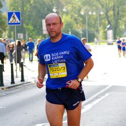 11th Danske Bank Vilnius Marathon - Saulius Cininas (75203)