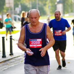 11th Danske Bank Vilnius Marathon - Kazimieras Lukoševicius (2059)